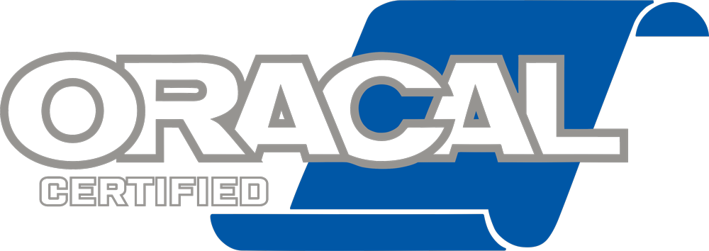 Certifikat Oracal